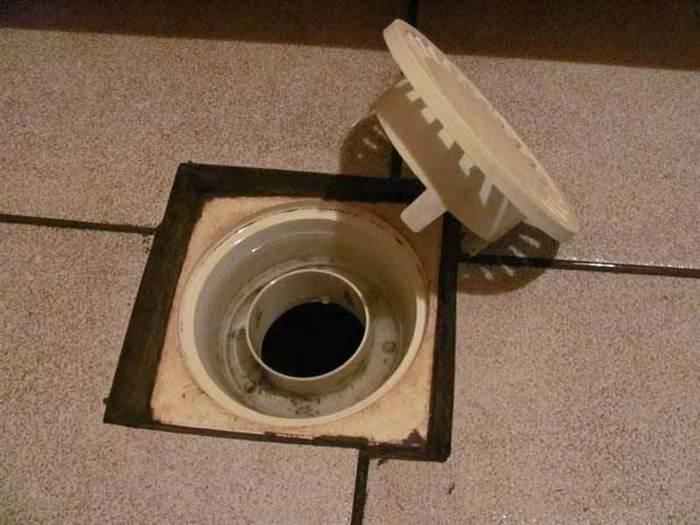 Трап канализационный что это такое