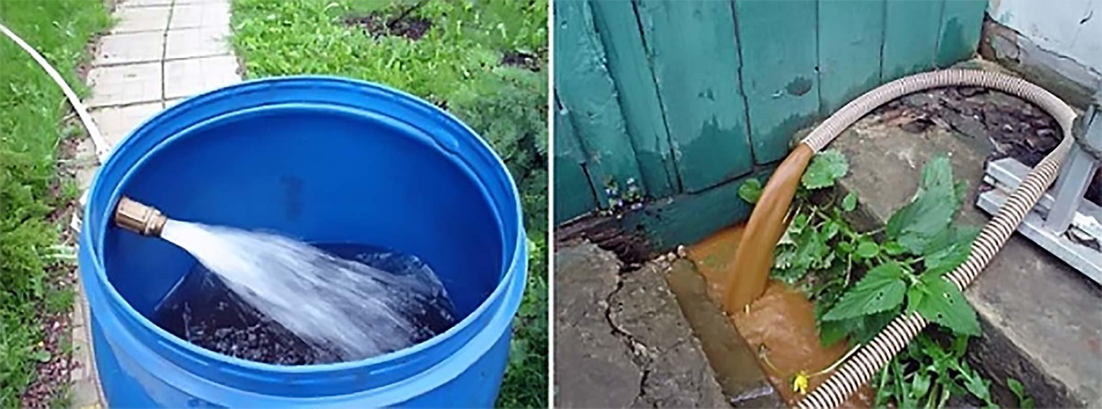 Пескоуловитель для внутренней канализации