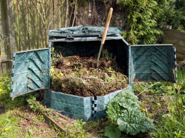 Что такое компостная яма