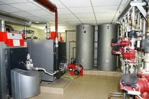 Монтаж отопления в частном