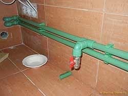 Полипропиленовые трубы для воды