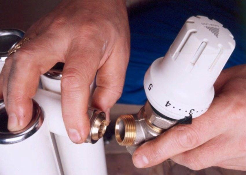 Терморегуляторы на радиаторы отопления