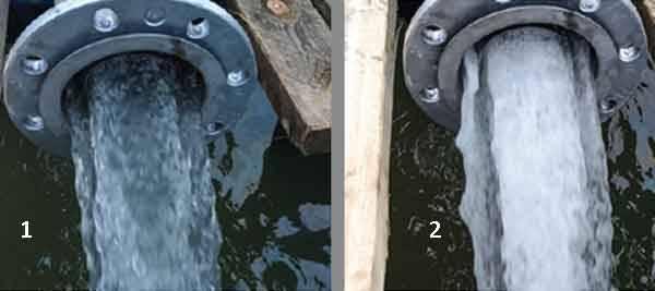 Эжектор для аэрации воды