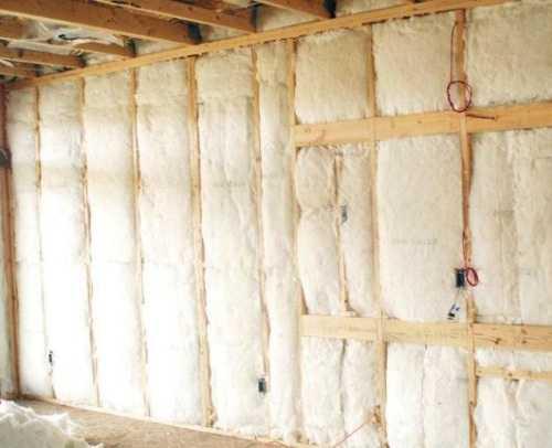 Утепление комнаты изнутри в частном доме
