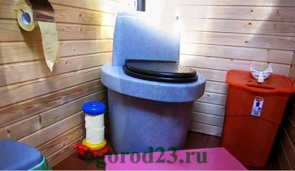 Построить дачный туалет своими руками