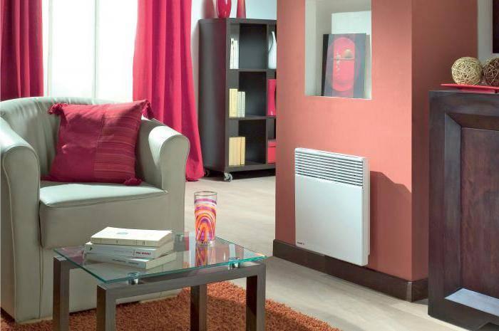 Отопление дачи конвекторами