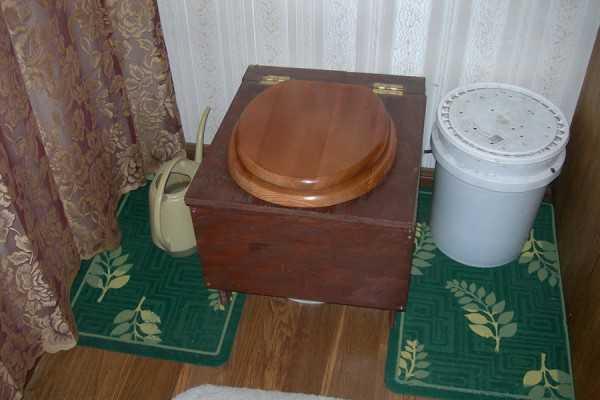 Туалет из кирпича своими руками
