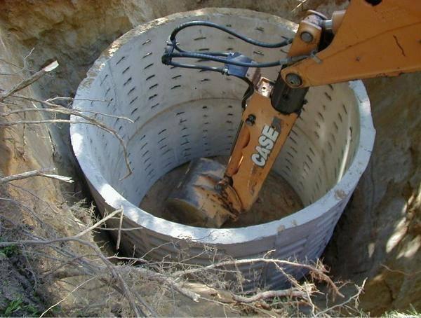 Как выкопать выгребную яму своими руками