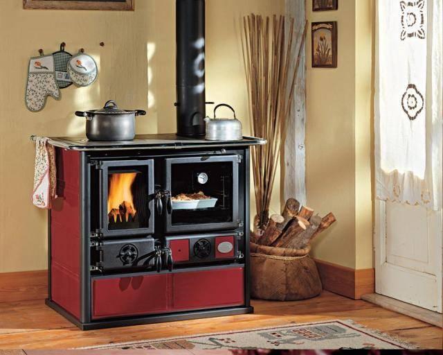 Печь для дома длительного горения