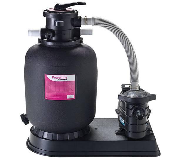 Система фильтрации воды для бассейна