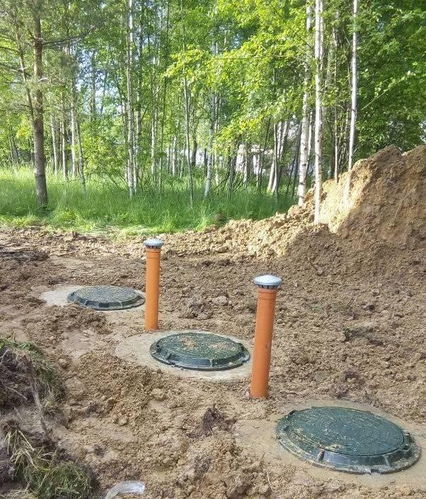 Объем бетонных колец