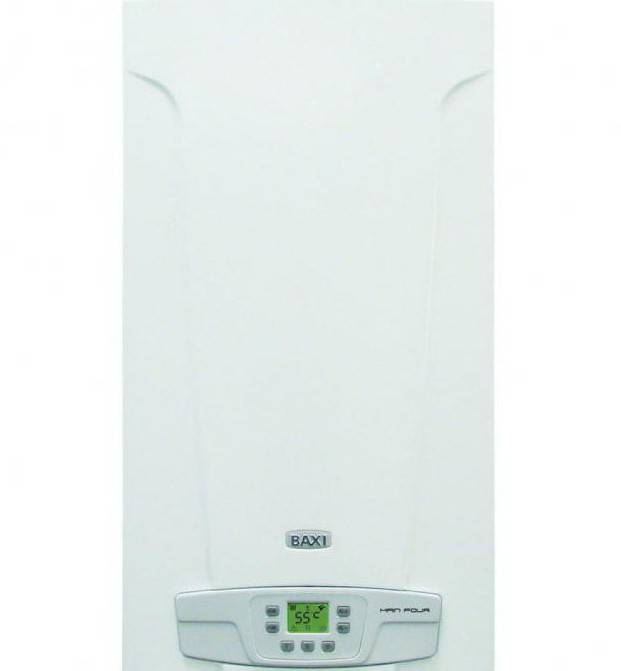 baxi main four 240 f цена