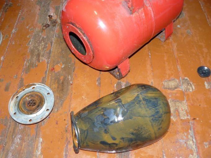 Гидроаккумулятор для воды