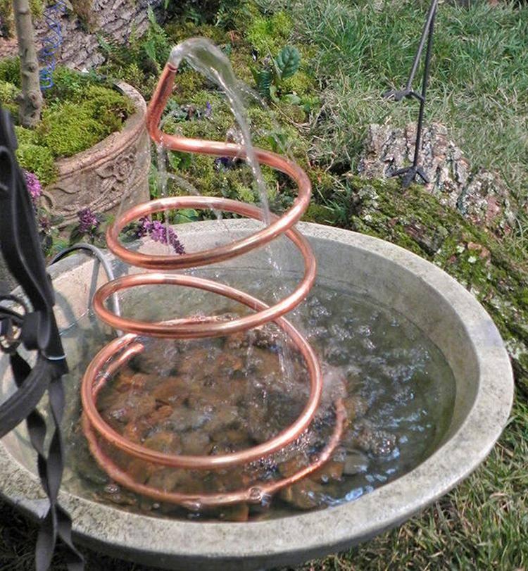 Насос для мини фонтана