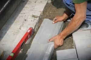 Водосточные желоба бетонные