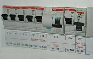 Как правильно подключить автоматы в щитке