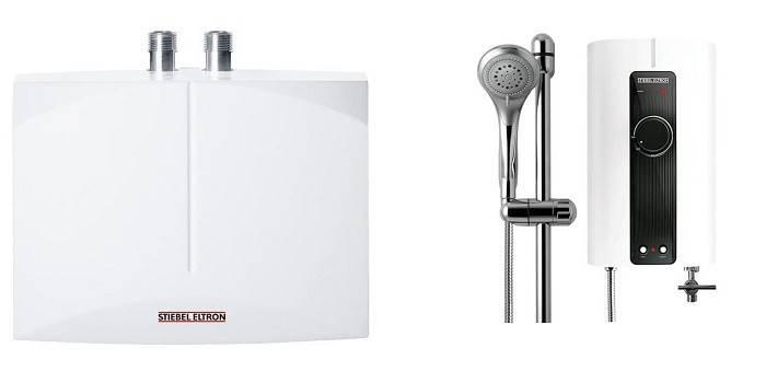 Как выбрать проточный водонагреватель электрический на душ
