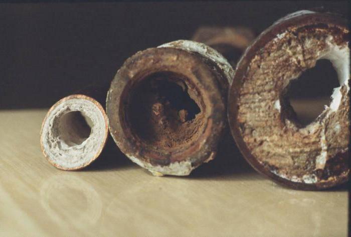 Средство для канализационных труб
