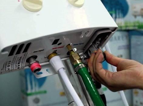 Срок службы газовой колонки