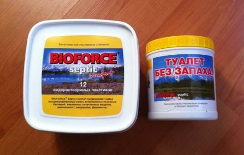 Биоактиватор для дачных туалетов и септиков expel
