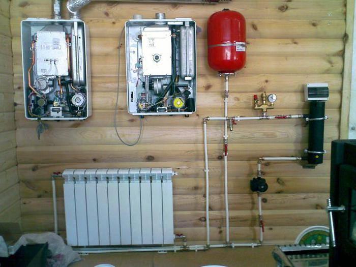 Система отопления ленинградка в частном доме