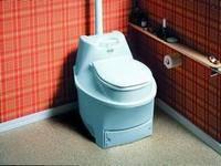 Дачный туалет без запаха своими руками
