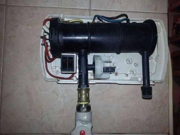 Прямоточные водонагреватели электрические
