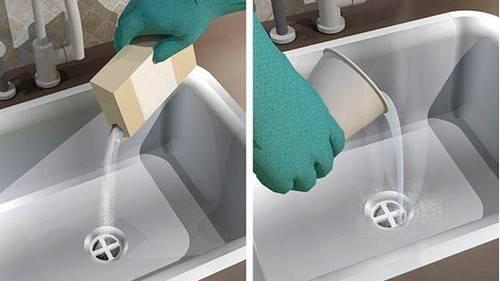 Прочистить канализацию