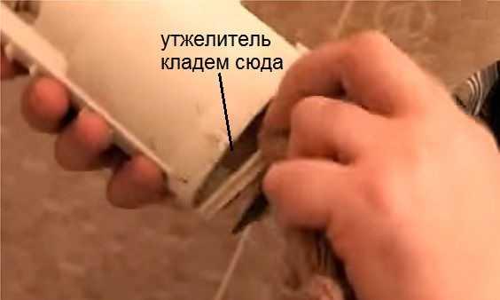 Как починить бачок унитаза