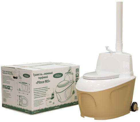 Туалет для дачи био