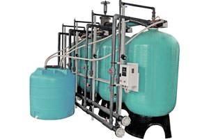 Умягчающий фильтр для воды