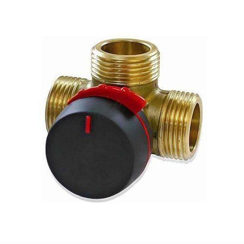 Трехходовой клапан на системе отопления