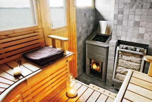 Газовая печка для бани