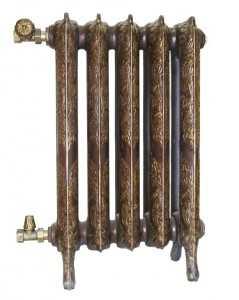 Вес чугунного радиатора 7 секций