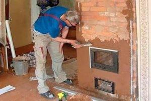 Какую глину использовать для печи