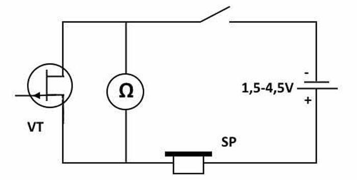 Прибор для скрытой проводки
