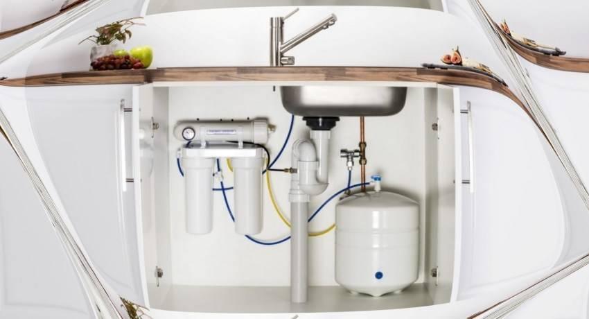 Фильтр для воды на дачу от железа