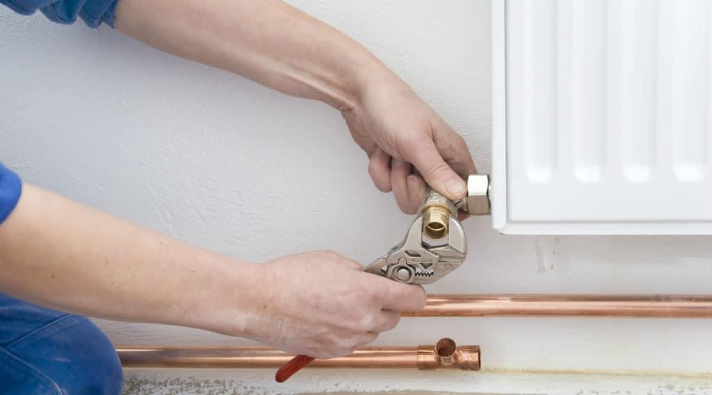 Слив системы отопления в частном доме