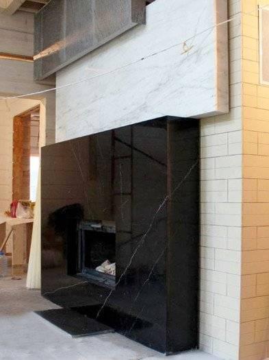Термостойкая плитка для печей и каминов