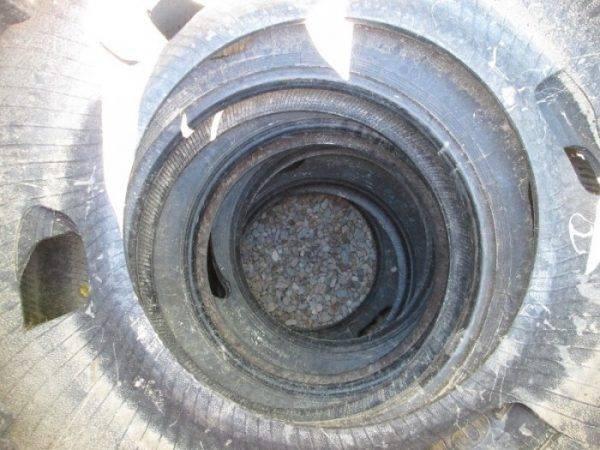 Яма канализационная