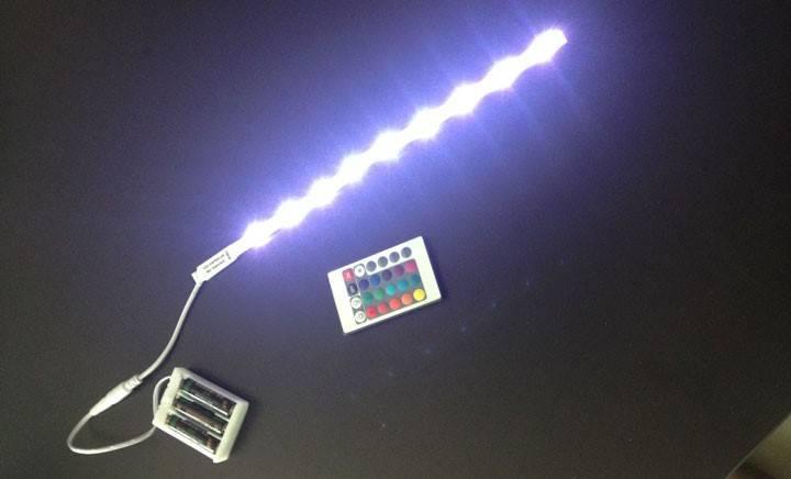 Как подсоединить светодиодную ленту к блоку питания