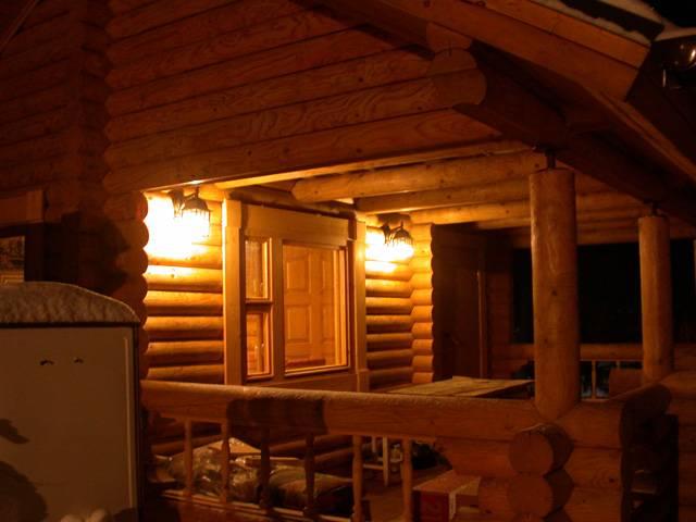 Проводка в деревянном доме правила монтажа