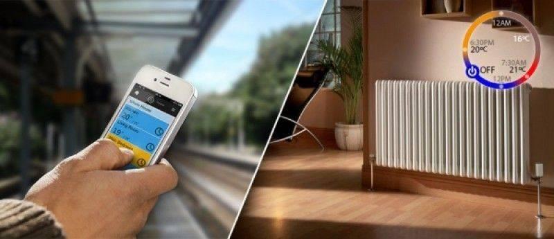 Расход газа на отопление дома 100 м2