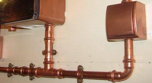 Труба для электропроводки