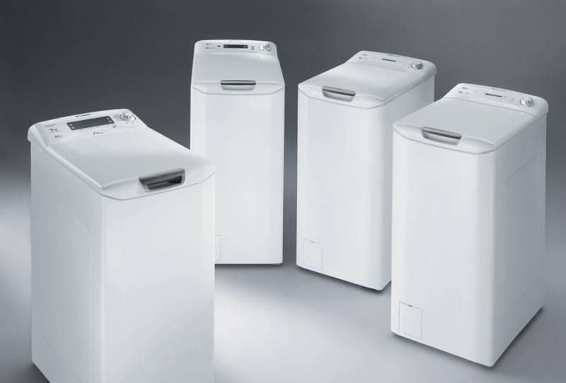 Стандартные размеры стиральной машины
