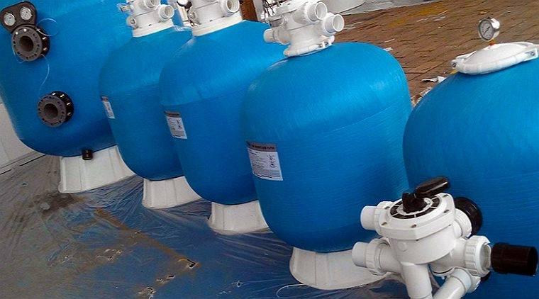 Система фильтрации для бассейна