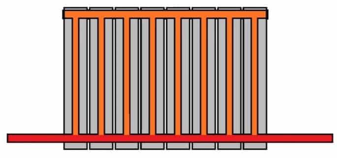 Подключение радиатора отопления к однотрубной системе