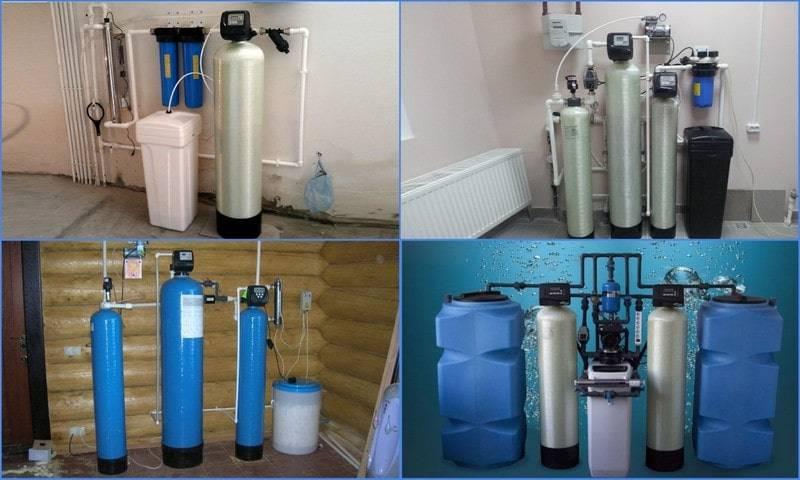 Дачный фильтр для воды