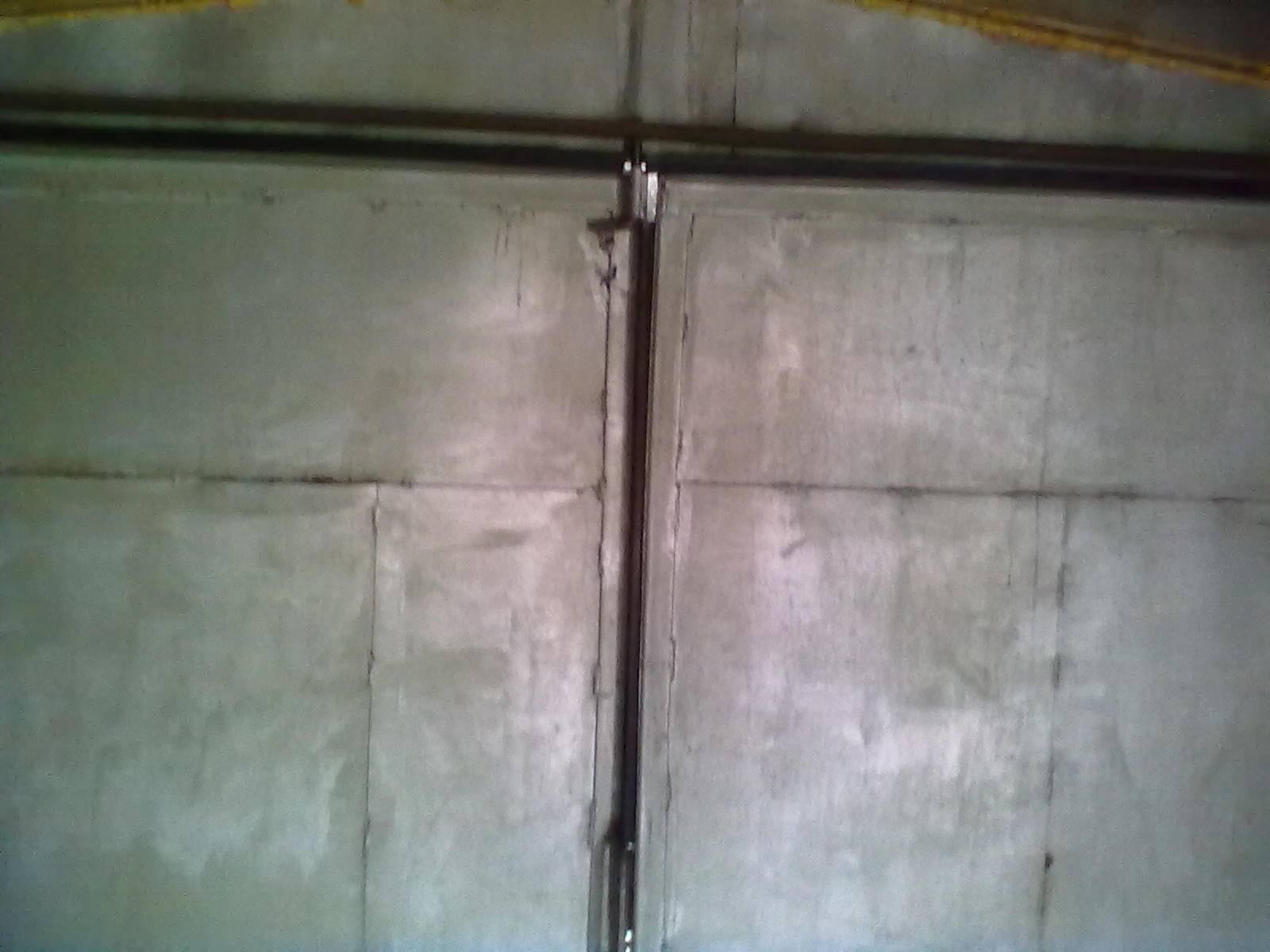 Уплотнитель для гаражных ворот