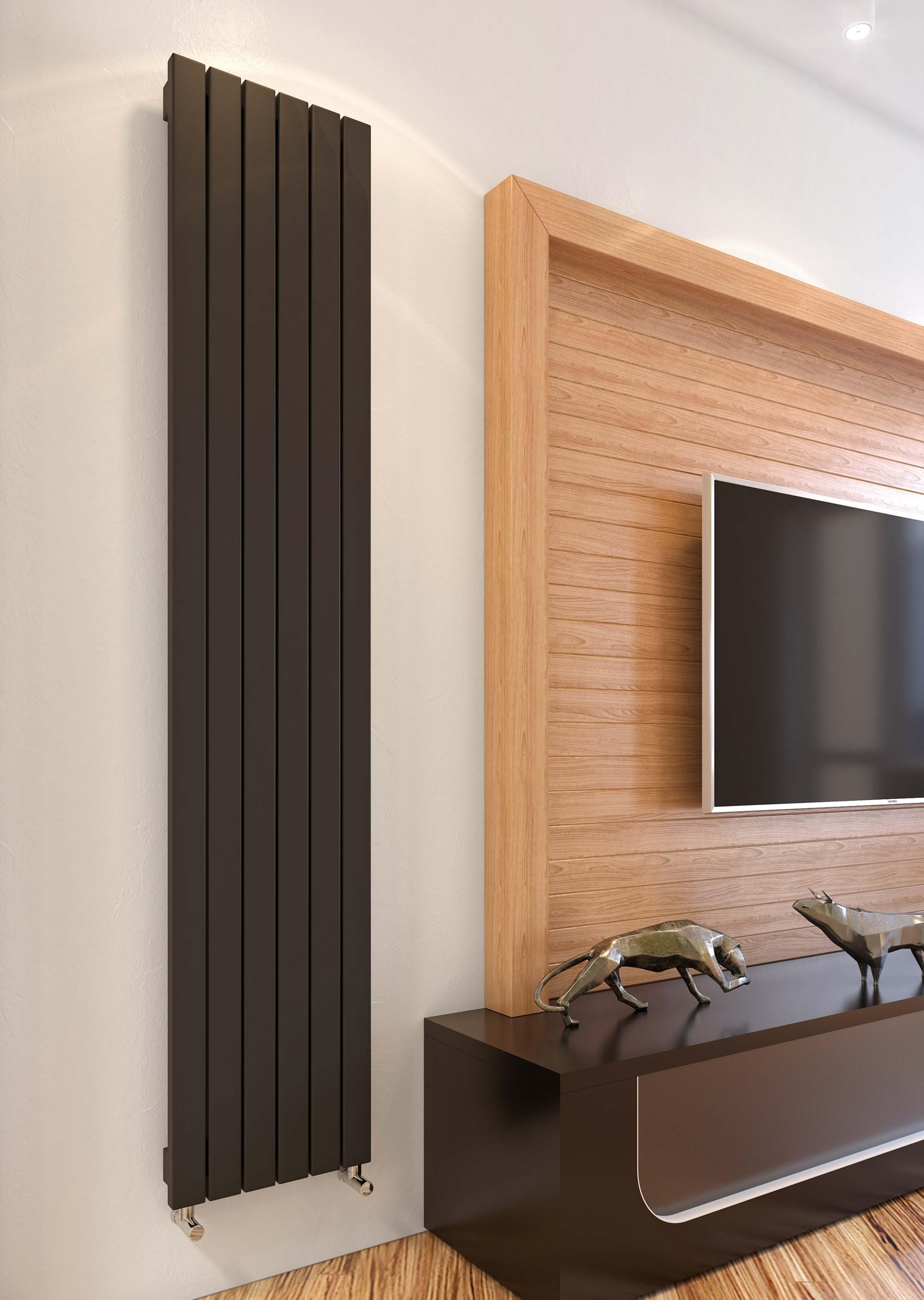 Радиаторы отопления для квартиры вертикальные